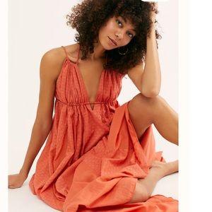 Free People Sayulita Maxi Dress